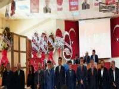 MHP Karaman Kongresi Gerçekleşti