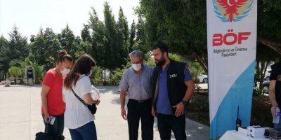 Tarsus'ta Asayiş Denetimleri