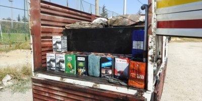 Eskişehir'de Bir Tankerde 31 Bin 446 Litre Kaçak Akaryakıt Ele Geçirildi