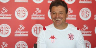 Antalyaspor Teknik Direktörü Tuna Basın Toplantısında Konuştu