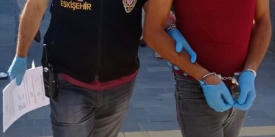 Eskişehir'de 2 Hırsızlık Zanlısı Tutuklandı