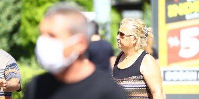Zorunlu Hale Getirilmesine Rağmen Bazı Vatandaşların Maske Takmaması Kameralara Yansıdı