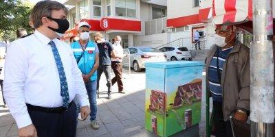 Konya, Aksaray, Karaman Ve Afyonkarahisar'da Kovid-19 Tedbirleri Denetimi Yapıldı