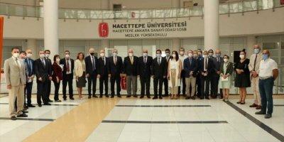 Hacettepe Üniversitesinden ASO 1.OSB'ye Ziyaret