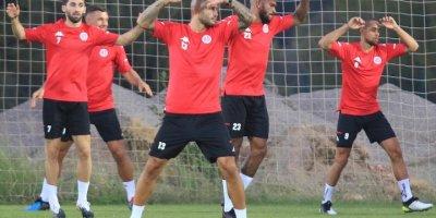 Antalyaspor, Gençlerbirliği Maçı Hazırlıklarını Tamamladı