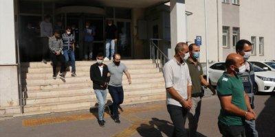 Kayseri'de Aranan 11 Zanlı Eş Zamanlı Operasyonla Yakalandı