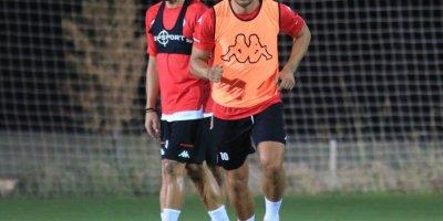 Antalyaspor, Beşiktaş Maçı Hazırlıklarını Sürdürdü
