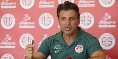 Antalyaspor Teknik Direktörü Tamer Tuna, Beşiktaş Maçı İçin Umutlu