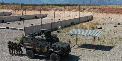 Devletin 'Çelik Bileği' Pöh'ler Daima Göreve Hazır