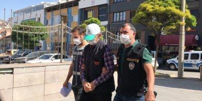 Eskişehir'de Elektronik Eşya Hırsızlığı Şüphelisi Tutuklandı