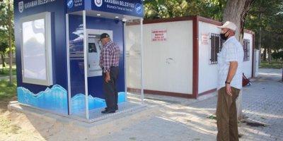Karaman'da Akıllı Vezne Konusunda Akıllı Hareket