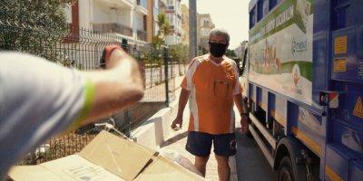 Antalya'da Geri Dönüşüm Projesine Özel Ödül