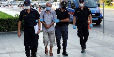 Antalya'da Bisiklet Çalan Şüpheli Gözaltına Alındı