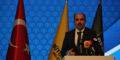 Konya Büyükşehir Belediye Başkanı Altay, Gündemi Değerlendirdi