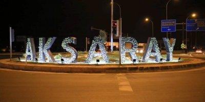 Aksaray Belediyesi'nden Peyzaj Çalışmaları