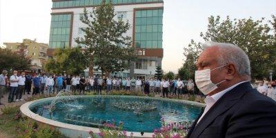 Mersin'de Ermenistan'ın Azerbaycan'a Saldırısı Kınandı