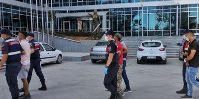 Mersin'de Baz İstasyonlarından Hırsızlığa 3 Tutuklama