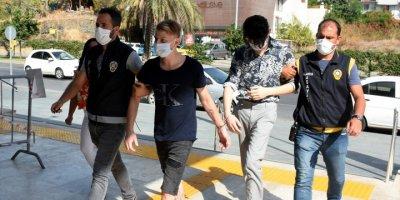 Antalya'da Hırsızlık İddiasıyla Yakalanan 4 Norveçli Serbest Kaldı