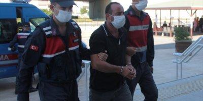 Antalya'da Kayınvalidesini Öldürdüğü Öne Sürülen Şüpheli Adliyeye Sevk Edildi