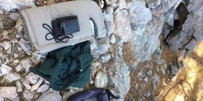 Akseki'de Yaban Keçisi Avlamaya Çalışırken Yakalanan Kişiye Ceza Kesildi