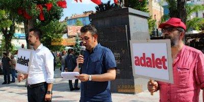 CHP İl Başkanından Recep Şekere Veryansın