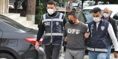 Konya'da Genç Avukatı Bıçakla Yaralayan Şüpheli Adliyeye Çıkarıldı