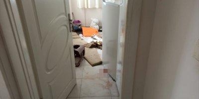 Antalya'da Evinde Yaralı Bulunan Yaşlı Adam Hayatını Kaybetti