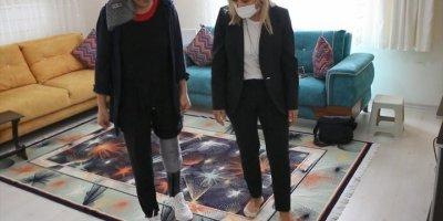 Konyalı Kadının Yıllardır Süren Yürüme Hasreti Sona Erdi
