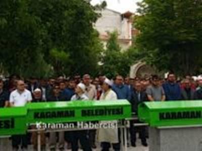 Karaman'da Ebedi Aleme Göç Eylediler
