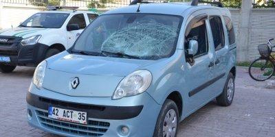 Konya'da Cezaevinden Çıkan Damat Dehşet Saçtı