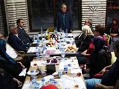Kazımkarabekir'de Şehit ve Gazi Yakınlarına İftar Yemeği