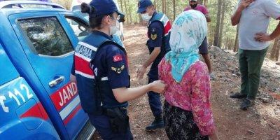 Mersin'de 10 Gün Önce Kaybolan Kadın Ormanlık Alanda Bulundu