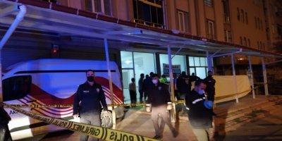 Konya'daki Kavgada Polis Memuru Komşu Katili Oldu