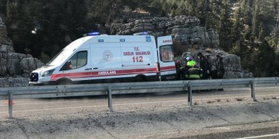 Konya'da Kız İstemeye Gidenleri Taşıyan Minibüs Devrildi: 13 Yaralı