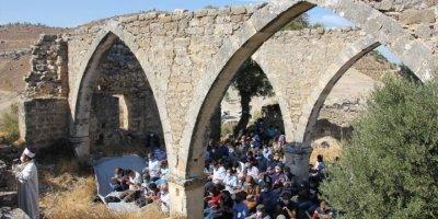 Mersin'de Yağmur Duası Edildi