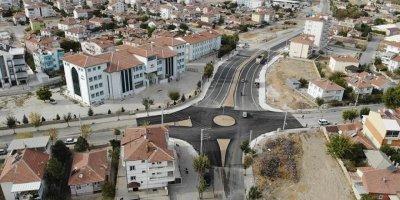 Larende Kavşağı Karamanlıların Hizmetine Yeniden Açıldı