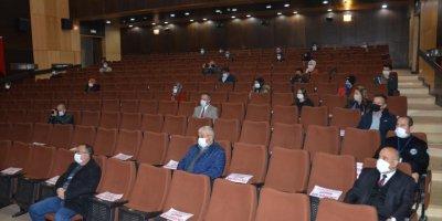 Karaman'da Gönüllü Sağlık Denetçiliği Toplantısı