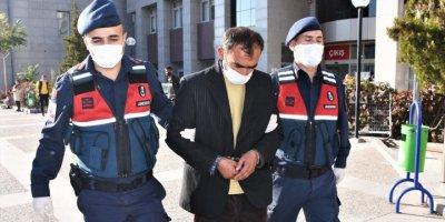 Aksaray'da Camilerdeki Yardım Kutularını Çaldığı Öne Sürülen Zanlı Tutuklandı