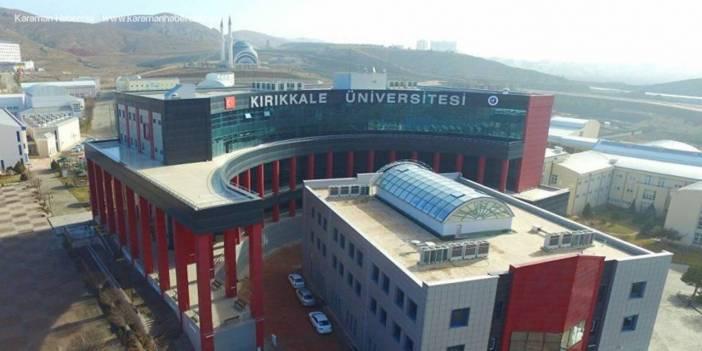 Isparta'da Soruşturulan Akademisyene Kırıkkale'de Kıyak