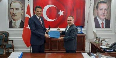 Kaş Belediye Başkanı Ulutaş, Şırnak'ta Ziyaretlerde Bulundu
