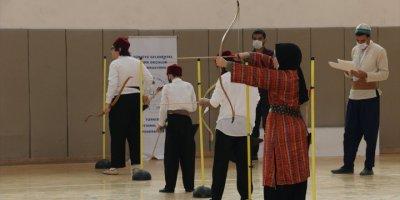 Konya'da Geleneksel Türk Okçuluk İl Birinciliği Müsabakaları Düzenlendi