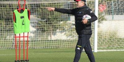 Antalyaspor, Alanyaspor Maçı Hazırlıklarını Sürdürdü