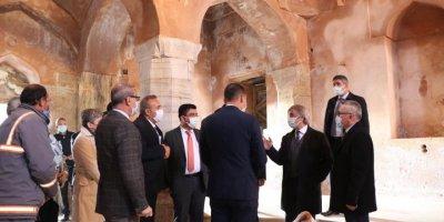 Kültür Ve Turizm Bakan Yardımcısı Demircan, Niğde'de İncelemelerde Bulundu
