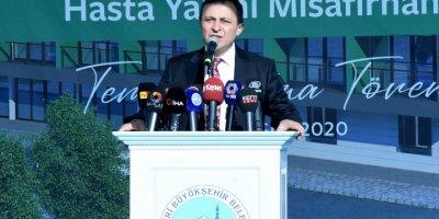 Erciyes Üniversitesinin Kovid-19 Aşı Adayının İlk Doz Uygulamasında Sayı 44 Oldu