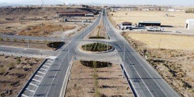 Tomarza Belediyesinin Çevre Düzenleme Çalışması