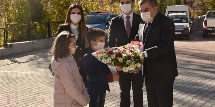 Karaman Valisi Mehmet Alpaslan Işık Taşeli Bölgesinde