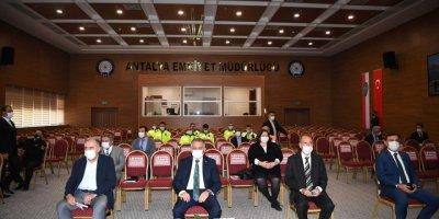 Antalya'da Kış Dönemi Trafik Tedbirleri Ele Alındı