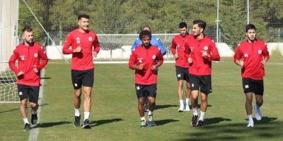 Antalyaspor'da Büyükşehir Belediye Erzurumspor Maçı Hazırlıkları