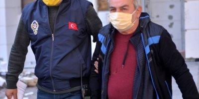 Mersin'de 21 Yıl Kesinleşmiş Hapis Cezası Bulunan Firari Hükümlü Yakalandı