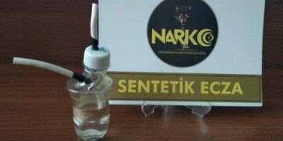 Akşehir'de Uyuşturucu Operasyonunda 3 Zanlı Yakalandı